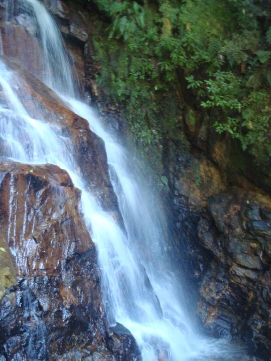 Cachoeira Recanto Rio Cascata