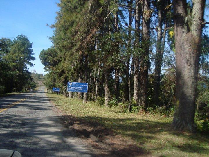 Estrada da Graciosa, Área de Preservação Ambiental