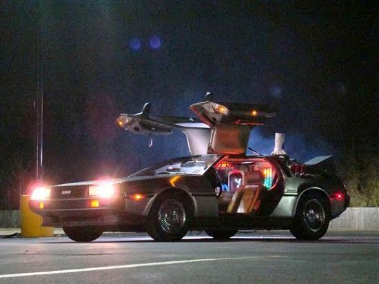 Carros de cinema
