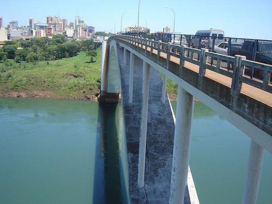 Paraguai de carro