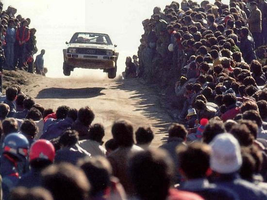 Rally no Brasil