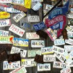Os diversos tipos de placas de carros pelo mundo