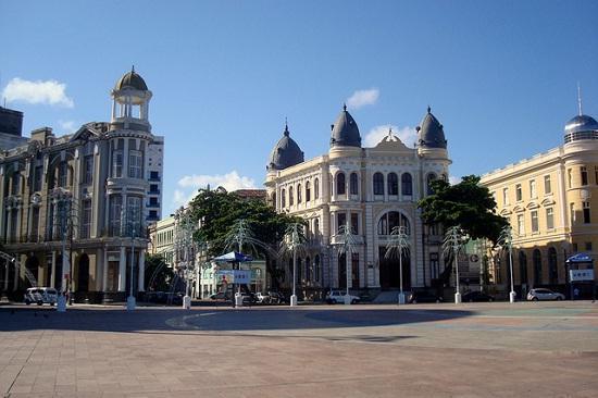 Aluguel de carros - Recife