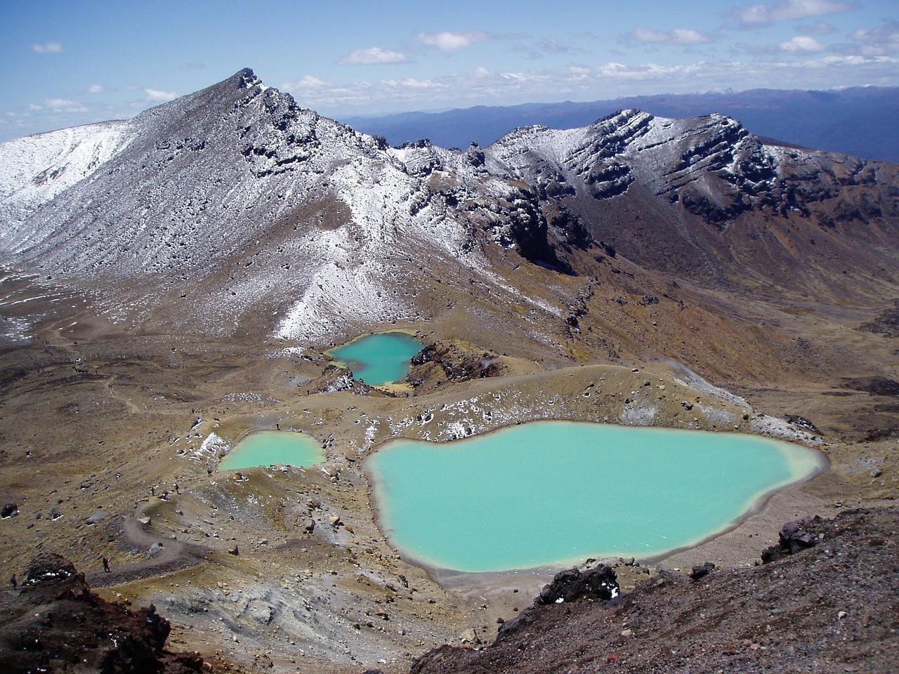 Roteiro Nova Zelândia, Wellington, Taupo, Rotorua e Auckland