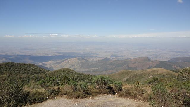 Vista de Monte Verde, Minas Gerais