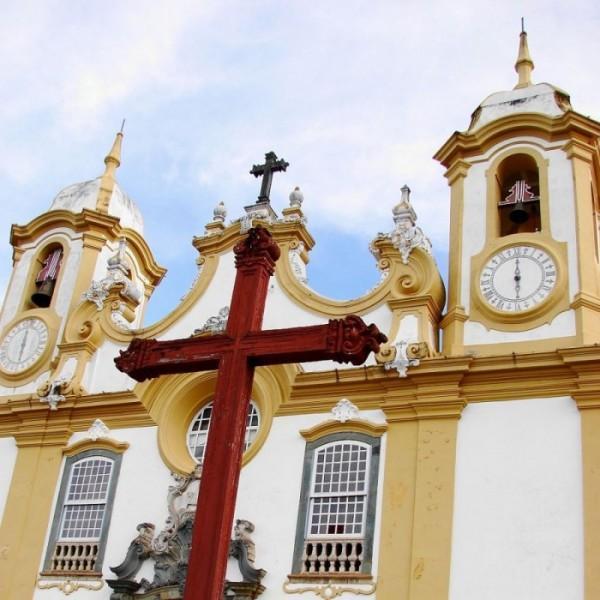 Igreja Matriz Santo Antônio em Tirandentes