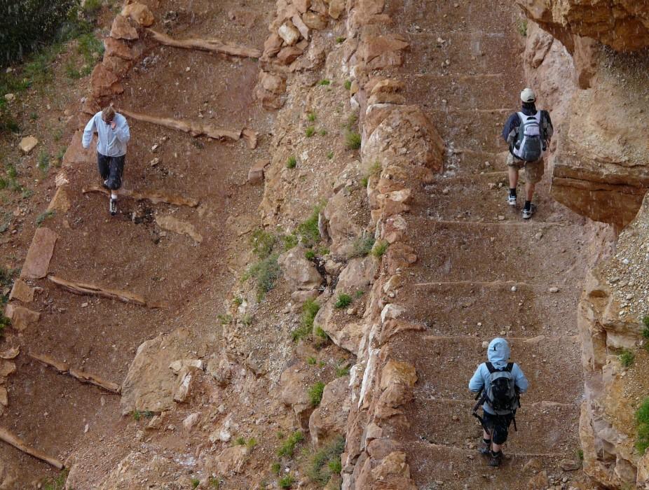 Roteiro turísitco pelo Grand Canyon