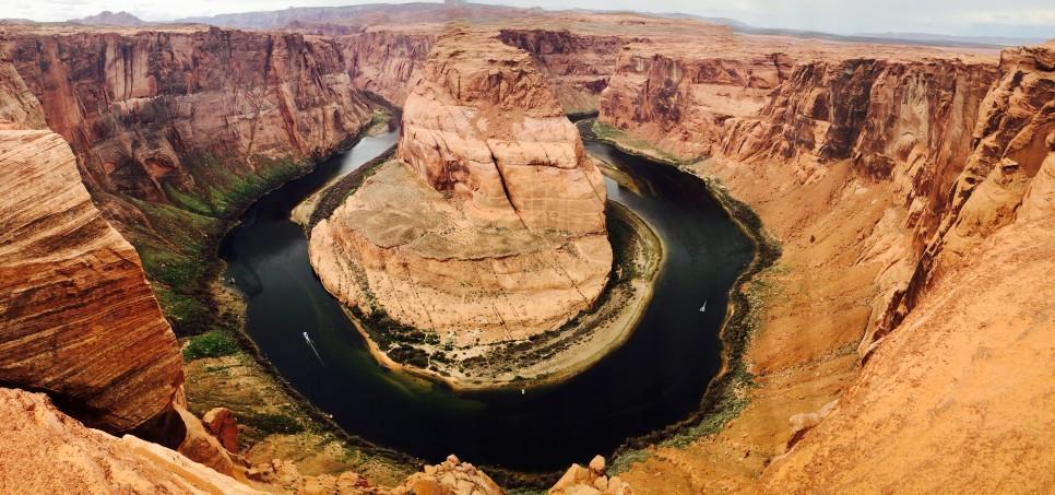 Roteiro turístico pelo Grand Canyon