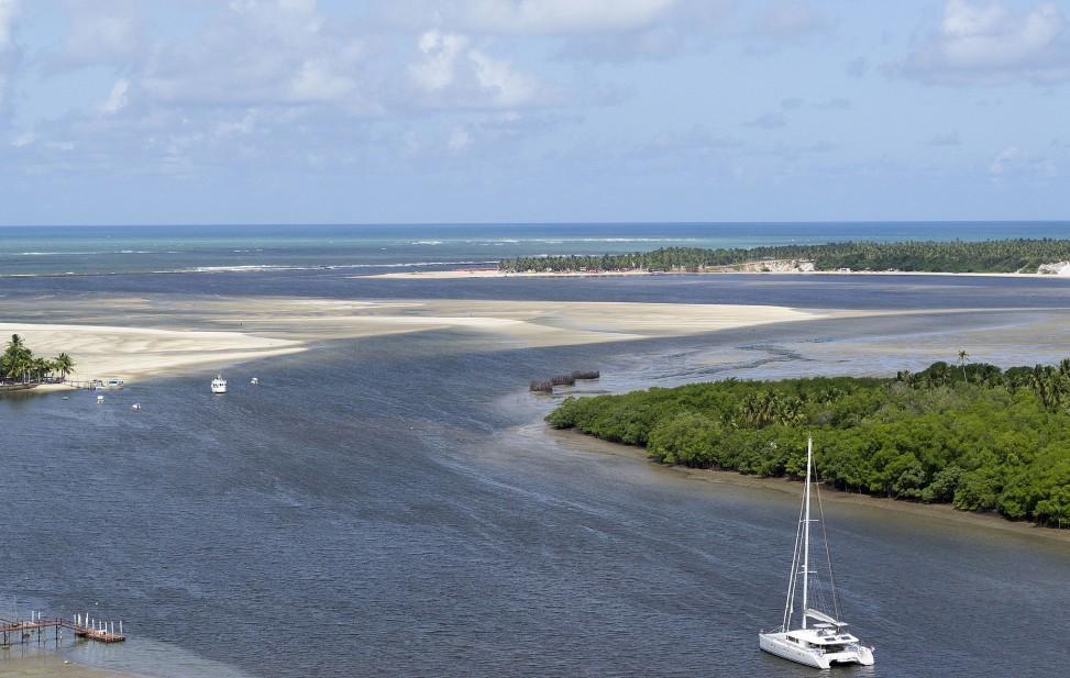 Roteiro pelas Praias de Maceió - Litoral Sul