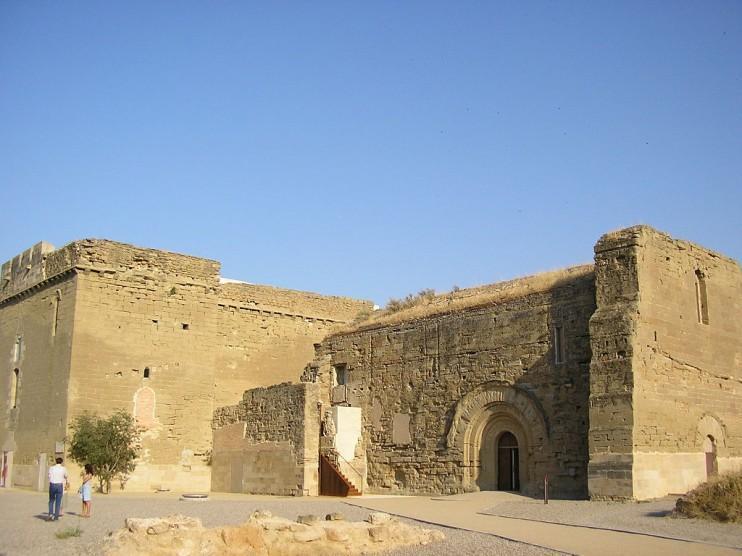 Castelo de Gardeny em Lérida