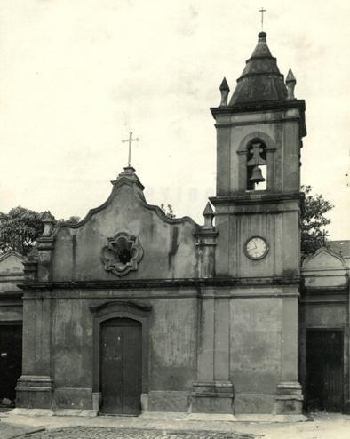 Capela dos Aflitos em São Paulo