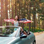 Aluguel de carros nos EUA e leis de trânsito