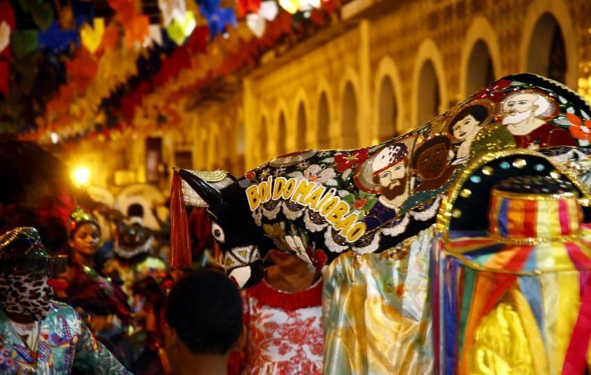 Festa Junina com Bumba Meu Boi em São Luís