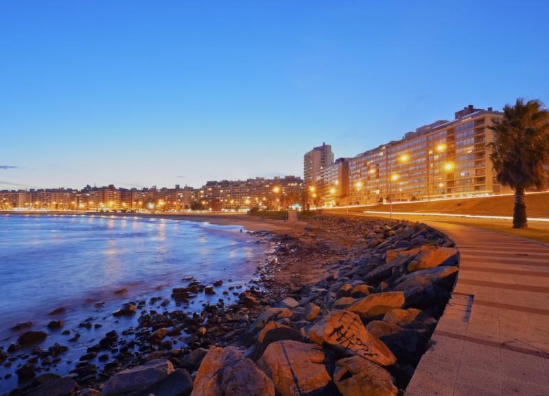 Orla de Montevidéu Uruguai