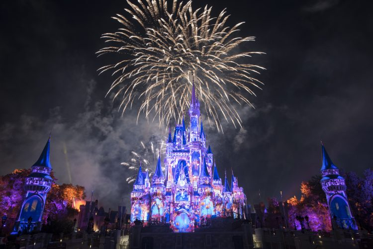 Happily Ever After, no Magic Kingdom