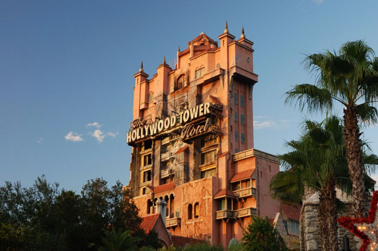 Tower of Terror, no Disney's Hollywood Studios