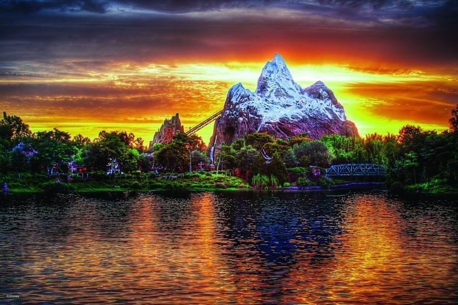 Animal Kingdom e Monte Everest