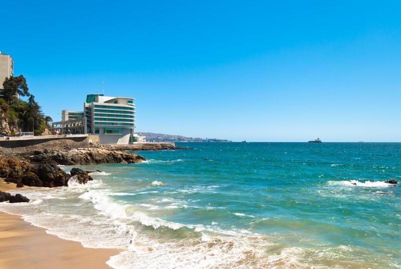 Praia Viña del Mar