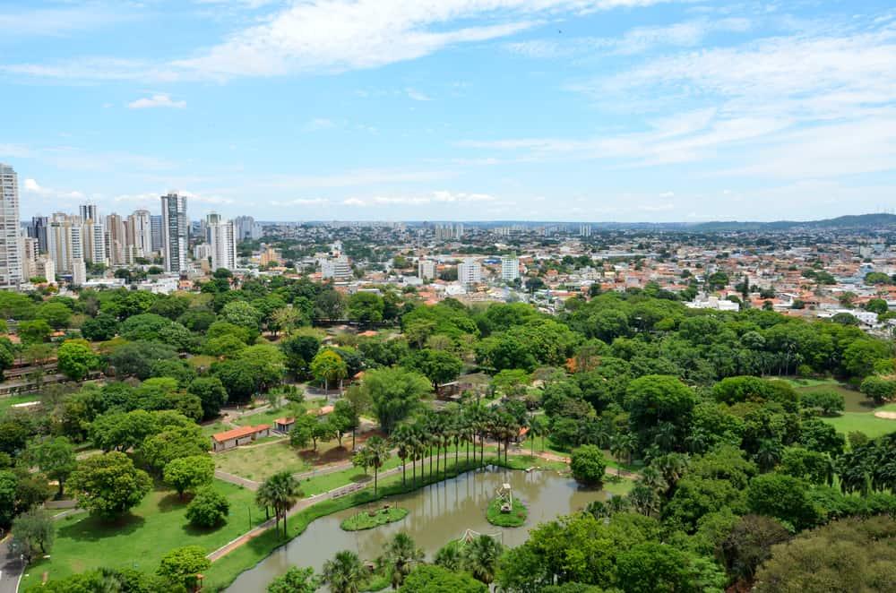 Goiânia cidade verde