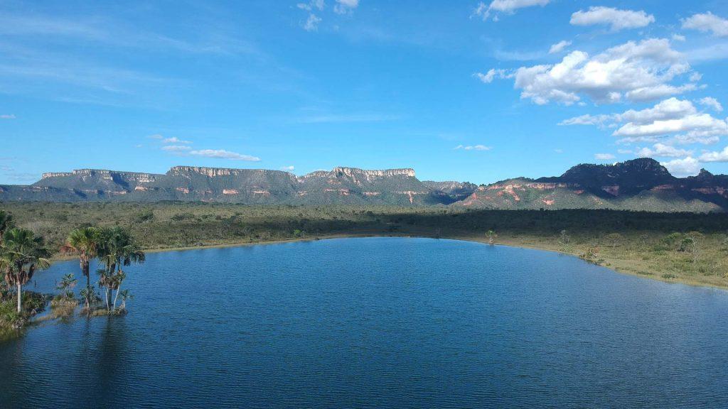 lagoa da serra em rio da conceição