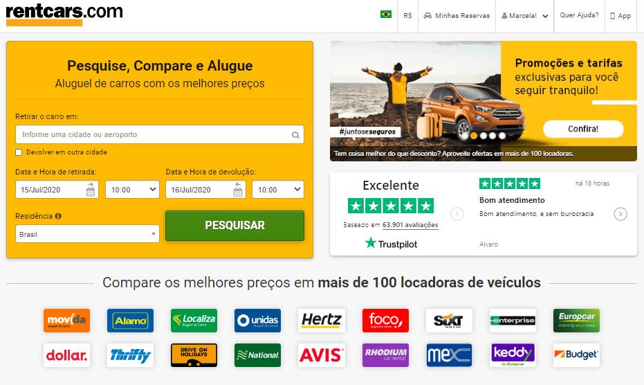 site rentcars