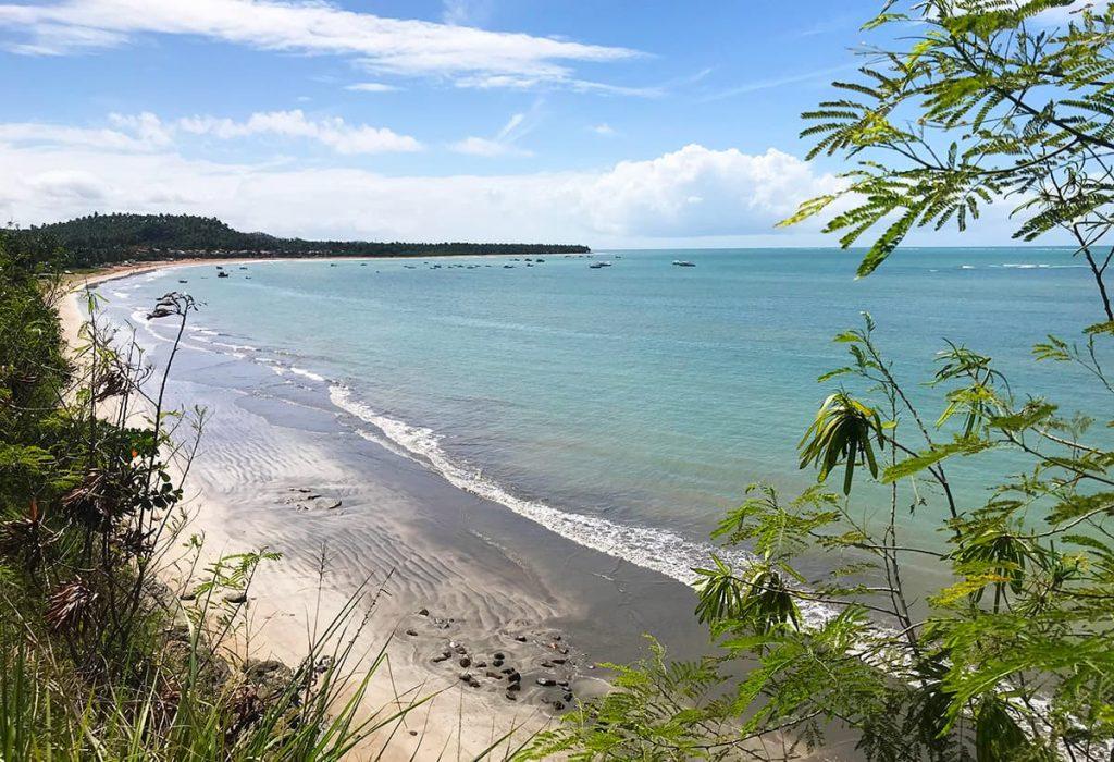 orla da praia de jarapatinha