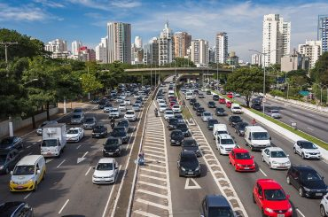 Tarifa do aluguel de carros cresce no Brasil